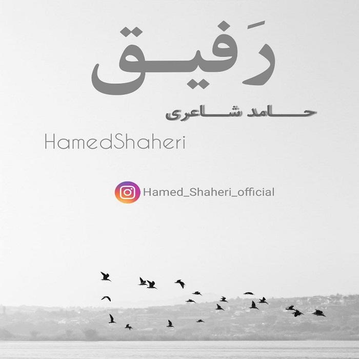 حامد شاعری رفیق